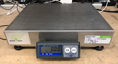 92-1 accurate postal scale