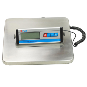 FCS-C stainless steel platform shipping weight postal scale